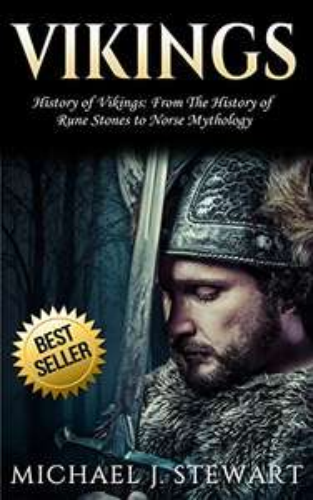 Best Seller - Vikings: History of Vikings:(Thor, Odin, Valhalla, Viking Religion, Swedish History Book 1) Kindle Edition - Free @ Amazon