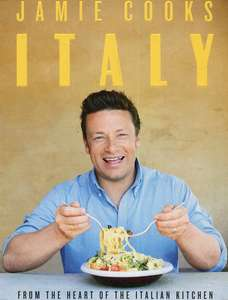 Jamie Cooks Italy @ The Book People for £3 (£2.95 delivery)