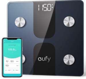 Anker eufy C1 Smart Scale Black or White (with 12 measurements and App to track) for £23.09 delivered @ Anker Direct fulfilled by Amazon