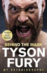 Tyson Fury Behind the Mask: My Autobiography on Kindle £99p @ Amazon