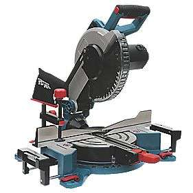 Erbauer Emis254C 254mm Electric Single-bevel Compound Mitre Saw 220-240 £79.99 Screwfix