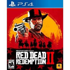 Red Dead Redemption 2 + 6 Months Spotify Premium [New Subscribers]- PS4 / Xbox One £24.99 Delivered @ Currys PC World