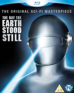 The Day the Earth stood still 1951 blu ray £3.99 @ WHSmith ( free click and collect)