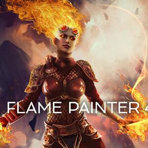 Flame Painter 4 (Windows, Mac) Free @ Escape Motions