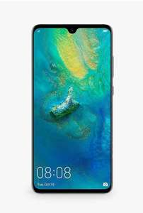 Manufacturer Refurbished Huawei Mate 20 Smartphone Android 6.53 Display 4G LTE SIM Free 128GB Black £249.99 @ Electrical Deals