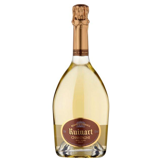Champagne Ruinart Blanc De Blanc 75cl - £10 @ Morrisons
