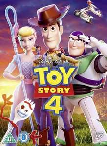 Disney DVDs including Toy Story 4, The Lion King, Dumbo, Maleficent etc £5 each Morrison's
