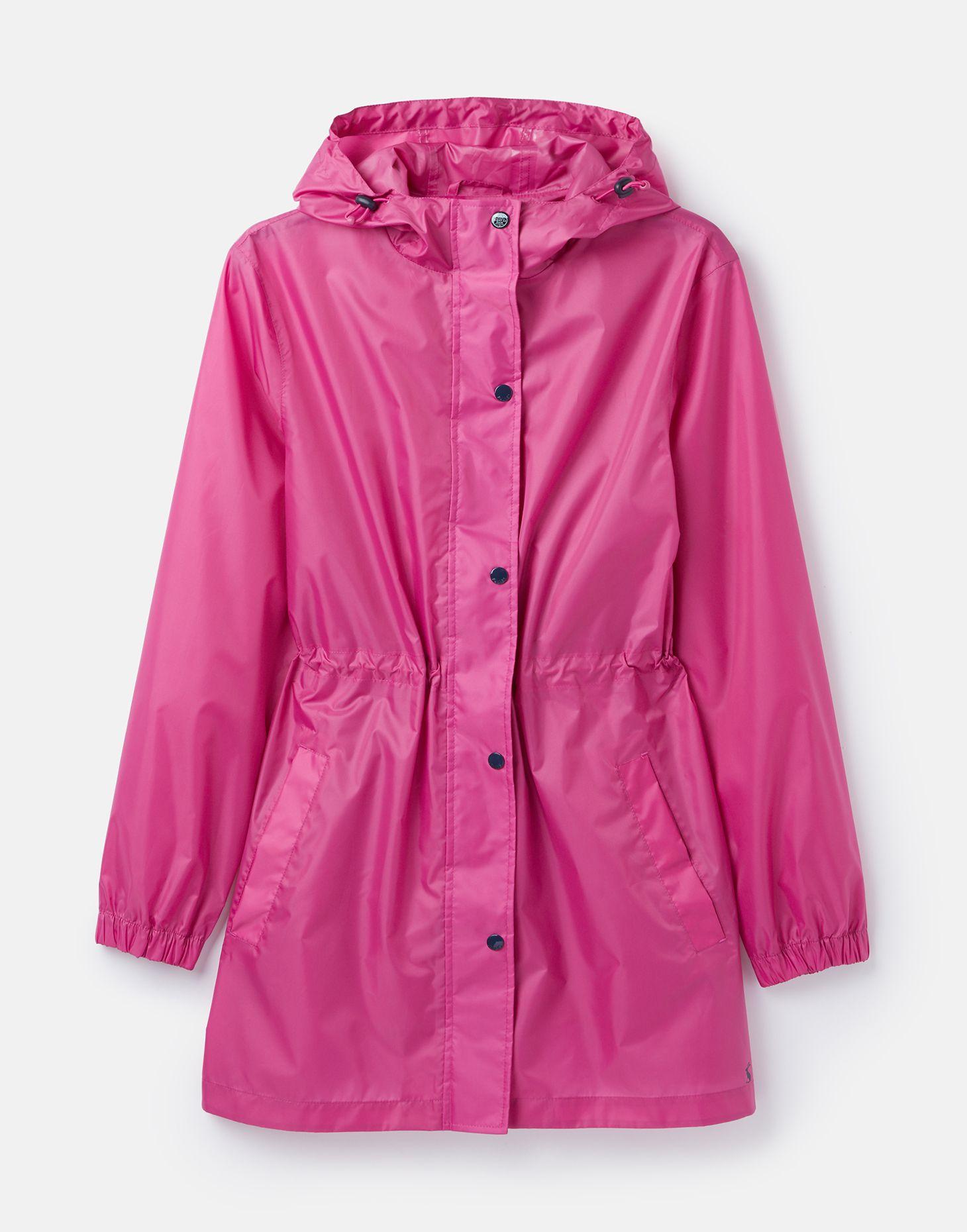 Ladies Pink Waterproof Jacket £10.36 using code plus delivery £3.95 at Joules