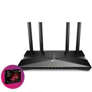 Get a FREE Archer TX3000E Wi-Fi 6 Adapter worth £59.99 when you buy TP-Link Archer AX50 4-port Wireless Cable Router £169.99 CCL Computers