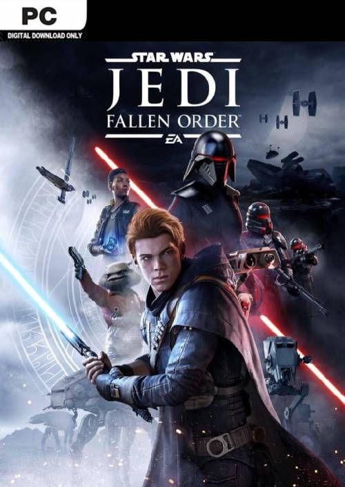 Star Wars Jedi: Fallen Order (Origin PC) - £23.99 @ CDKeys