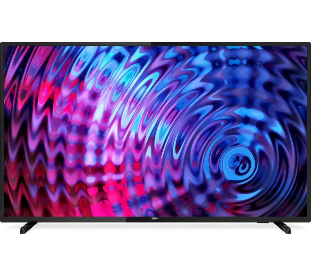 "PHILIPS 32PFS5803/12 32"" Smart Full HD LED TV + 6 Months Spotify Premium £179 @ Currys PC World"