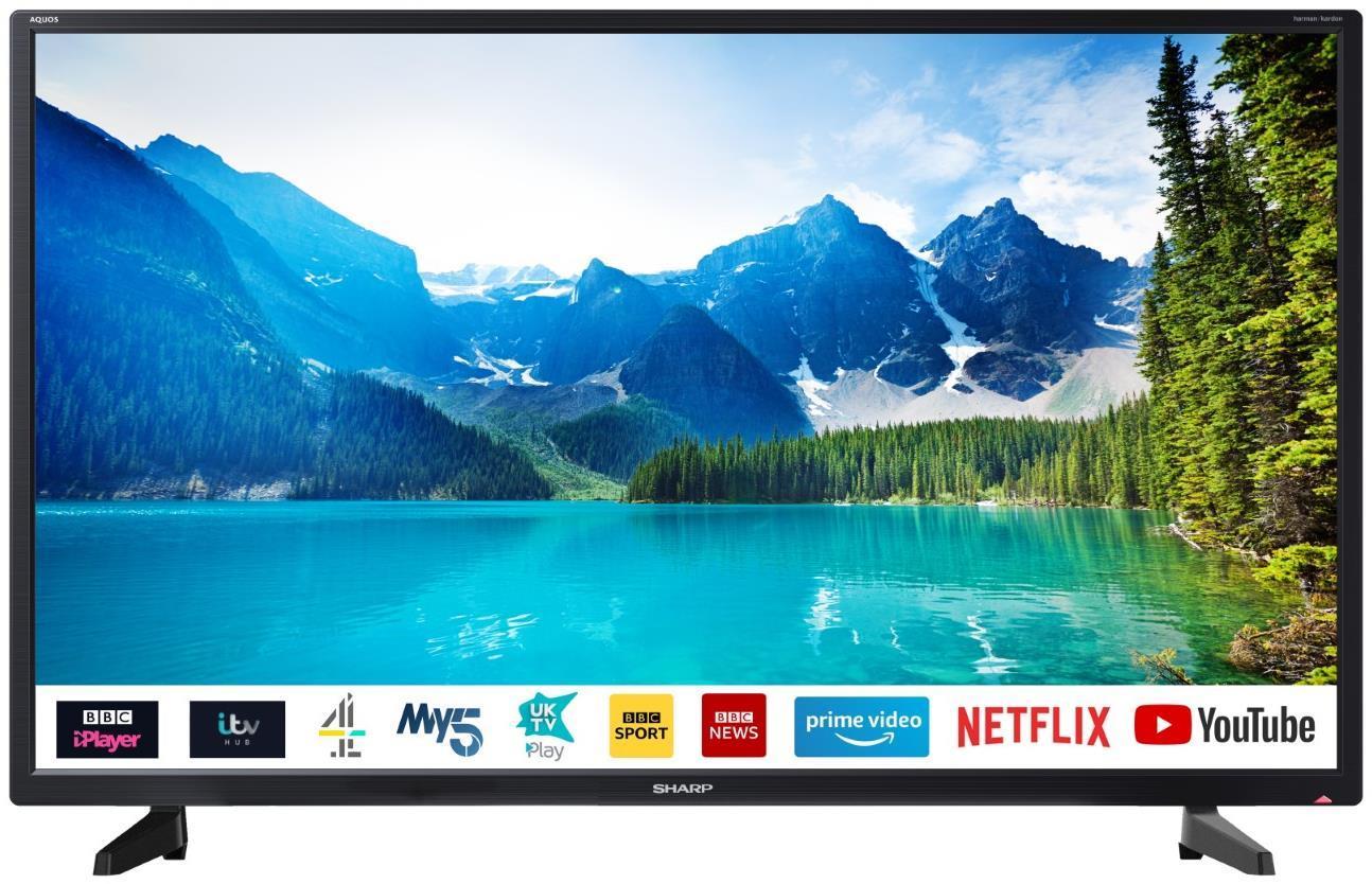 Sharp 32AC2K 32'' led hd smart TV £149.99 @ Costco (5 yr warranty)