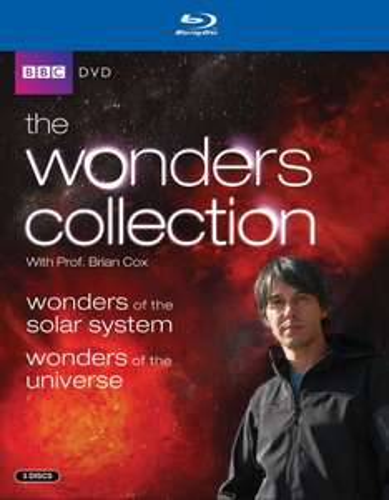 The Wonders Collection [3 discs] [Blu-ray] [Region Free] £8.79 @ Amazon (+£2.99 non-prime)