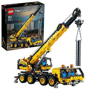 LEGO Technic 42108 Mobile Crane £69.77 / £62.44 with fee free card from Amazon Germany