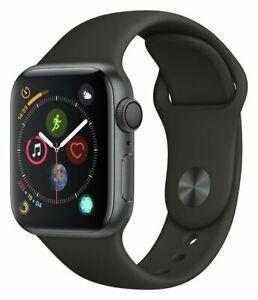 Apple Watch S4 GPS 40mm 16GB Smart Watch - Space Grey Aluminum / Black Band - Grade A £235.99 Argos on eBay