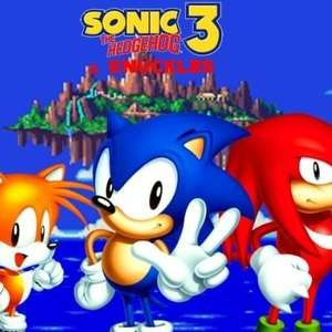 Sonic 3 and Knuckles (Steam PC) 8p with code @ Gamivo