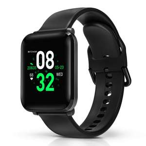 BlitzWolf Smart Watch- Heart Rate Monitor, Step Counter, Sleep Monitor, Pedometer £24.99 Sold by Tsimochem and Fulfilled by Amazon