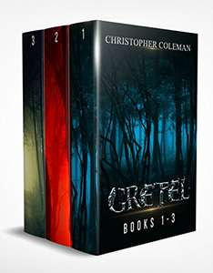The Gretel Series Books 1-3 by Christopher Coleman FREE on Kindle @ Amazon
