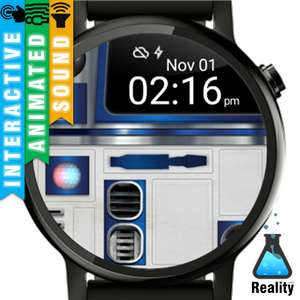 Droid 2 - Androidwear Smartwatch Face FREE at Google Play