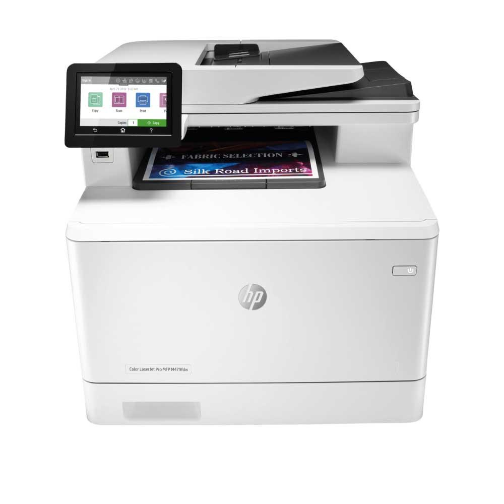 HP LaserJet MFP M479FDW Printer - £352.45 with £180 Cashback & 3 Yr Warranty at Printerbase