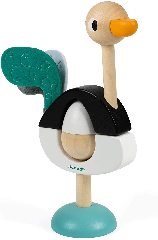 Janod Ostrich Stacker £5.99 @ Amazon (+£4.49 Non-prime)