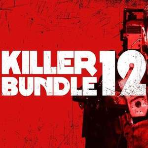 Killer Bundle 12 (The Surge /Wonderboy /SNK 40th Anniversary Collection/ Sherlock Holmes/King Of The Fighters X1V & more) £3.69 @ Fanatical