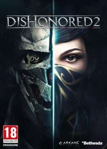 Dishonored 2 - £4.06 (incl. PayPal fees) at Instant Gaming (PC / Steam key)
