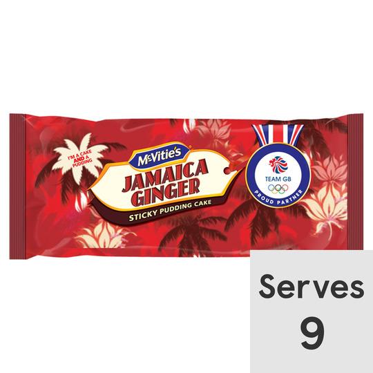 Mcvities Jamaica Ginger Cake On offer 67p @ Tesco
