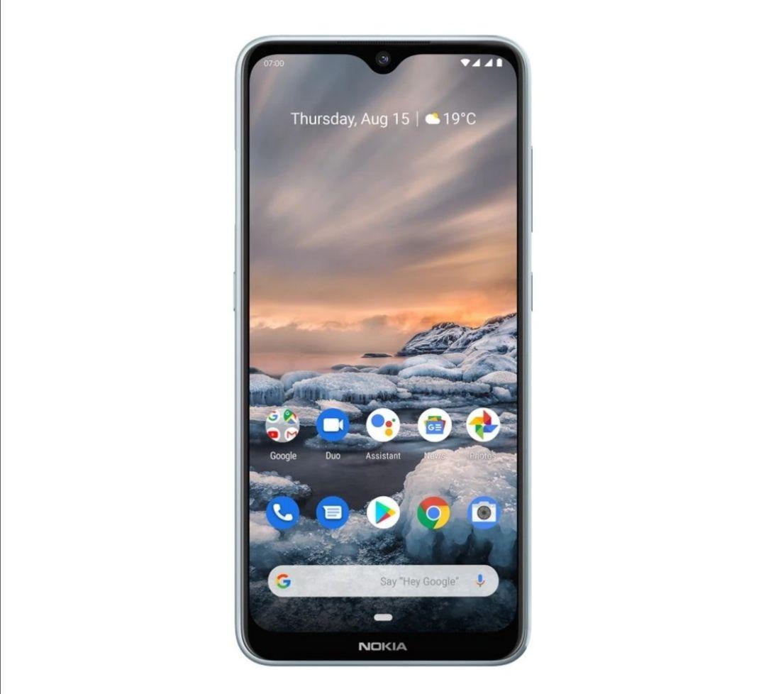 Nokia 7.2 (2019) - UK Model - Dual SIM / Charcoal / 64GB + 4GB £199.99 @ Clove Technology