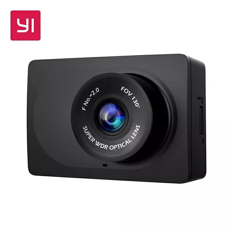 YI Compact Camera Car Recorder 1080p Full HD Cam Dash b 2.7 inch LCD Screen 130 WDR Lens G-Sensor Night Vision £24.11 @ Yi Store AliExpress