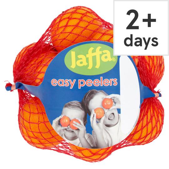 Jaffa Clementine Or Sweet Easy Peeler 600G 2 Packs for £2.50 at Tesco