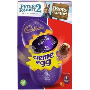 All Medium Easter Eggs £0.75 (e.g Creme Egg / Mini Eggs / Malteser / Smarties) @ Tesco