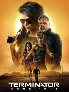 Terminator: Dark Fate - 4K Ultra HD/Dolby Vision £11.99 at iTunes Store