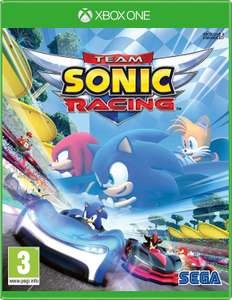 Team Sonic Racing (Xbox One) for £15.03 delivered @ Amazon Sold by popitinthepost