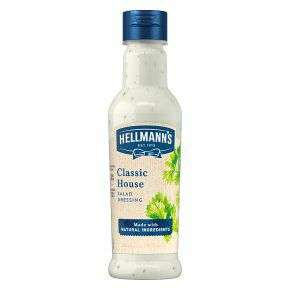 Hellmann's Classic House Salad Dressing 210ml - 25p @ Poundstretcher