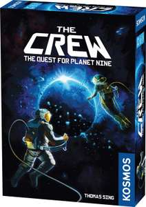 The Crew; The Quest for Planet Nine Card Game £13.50 @ Amazon (+4.49 non-prime)