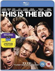 This is the end blu ray £2.99 @ hmv ( free click and collect)