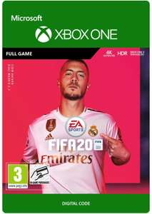 FIFA 20 Xbox One £17.62 from Xbox Store US