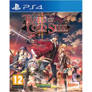 The Legend of Heroes: Trails of Cold Steel II (PS4) £14.99 (C&C) @ GAME