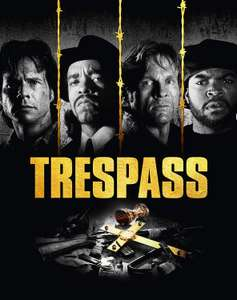 Trespass (Dual Format Limited Edition to 3000 units) 101 Black Label [Blu-ray] £3.99 (Prime) / £6.98 (non Prime) at Amazon