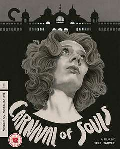Carnival of Souls (The Criterion Collection) [Blu-ray] [2017] £12.99 (Prime) / £15.98 (non Prime) at Amazon