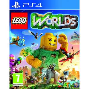 Lego Worlds PS4/XBOX ONE £12.95 @ TheGameCollection
