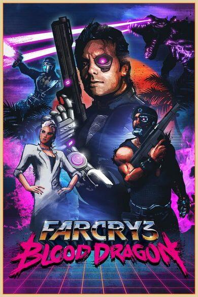 Far Cry 3: Blood Dragon Uplay Key £1.32 with fee at Eneba / Crovortex