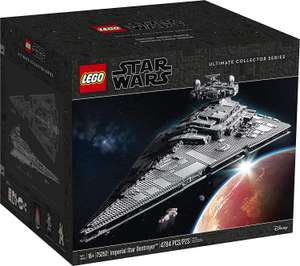 LEGO Star Wars 75252 Imperial Star Destroyer £555.74 delivered at Amazon
