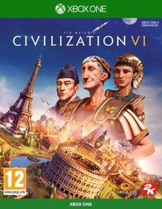 Civilization VI (Xbox One) - £21.85 delivered @ Base