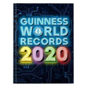 Guinness World Records 2020 Annual Book of Records New Edition £1.50 instore @ Tesco Corstorphine