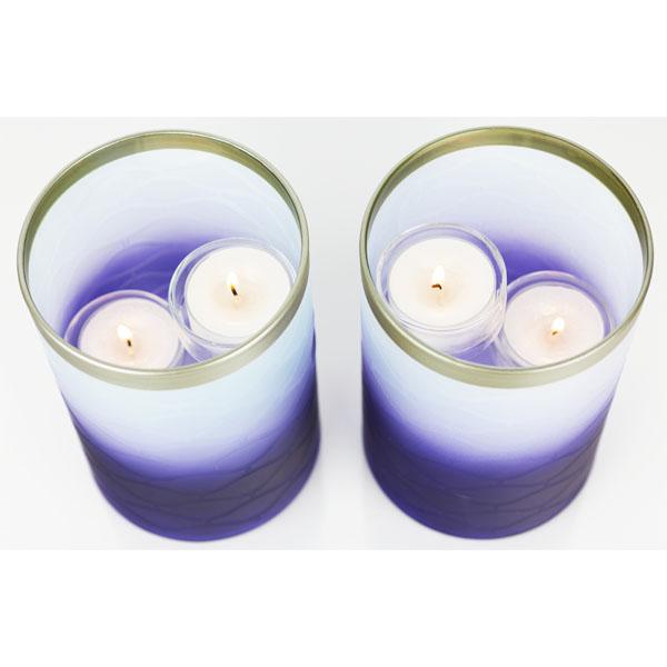 Two Official Yankee Twilight Dusk Multi Tea Light Candle Holders for £5 delivered @ Yankee Bundles