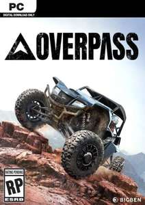 Overpass PC + DLC (pre-order) now £16.79 at CD Keys