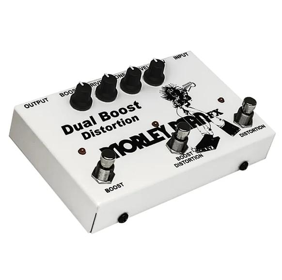 Morley Dual Boost Distortion Guitar Pedal £74.98 Delivered @ Andertons