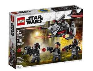 LEGO 75226 Star Wars Inferno Squad Battle Pack £7.80 at Sainsbury's Liverpool